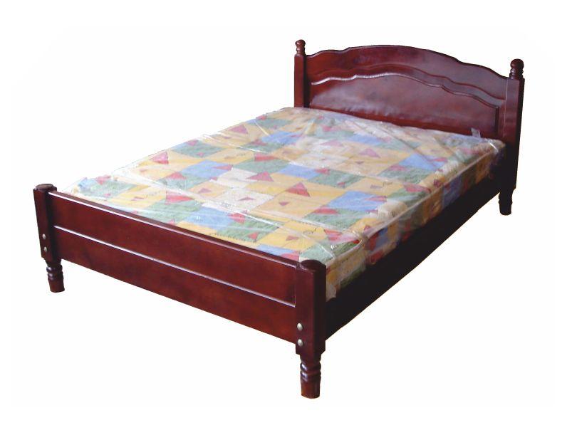 """Деревянная кровать """"Горка №2"""""""