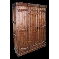 Шкафы под старину из массива сосны