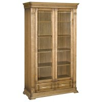"""Книжные шкафы """"Верди"""" по индивидуальным размерам на заказ."""