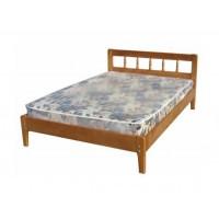 Дачные кровати из дерева