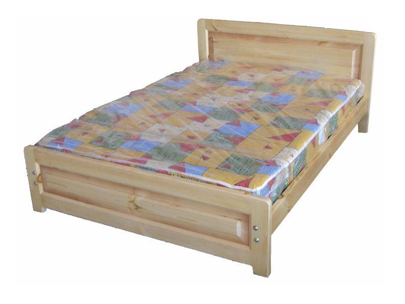 """Кровать из сосны """"Атланта"""""""
