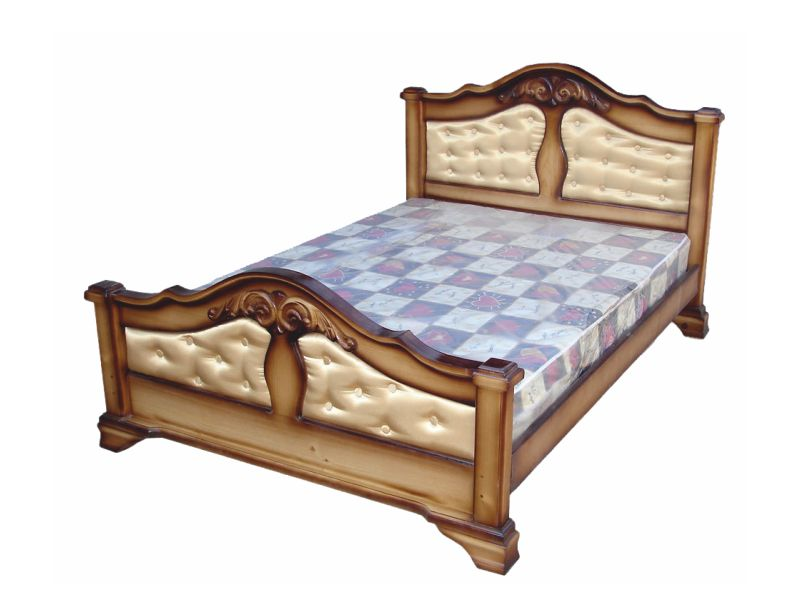 """Кровать из сосны """"Экстра мягкая"""""""