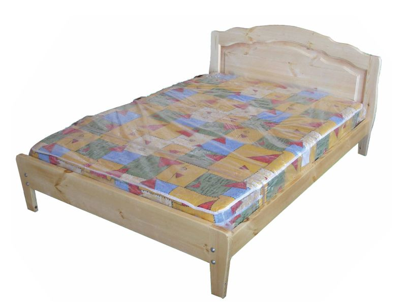 """Кровать из массива """"Сатера"""""""