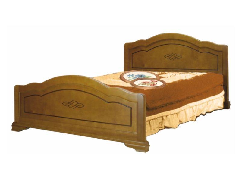 """Деревянная кровать """"Сатори2"""